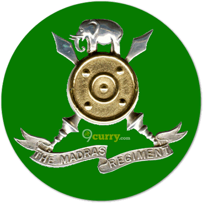 Records The Madras Regiment, Tamil Nadu