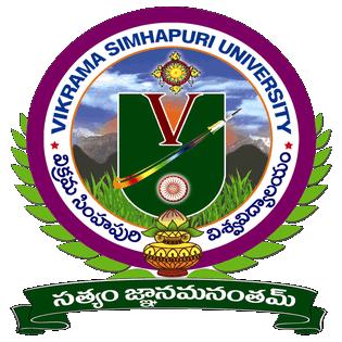 Vikrama Simhapuri University (VSU Nellore)