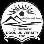 Doon University, Dehradun (Uttarakhand)