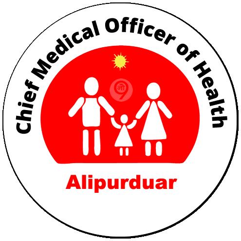 Chief Medical Officer of Health, DHFWS Alipurduar