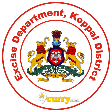 Excise Department, Koppal District