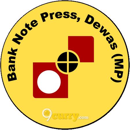 bank note press dewas admit card