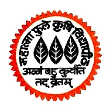 Mahatma Phule Krishi Vidyapeeth, Rahuri (Ahmednagar, Maharashtra)