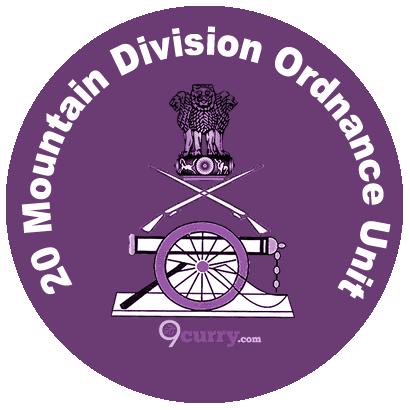 20 MTN DIV ORD Unit (20 Mountain Division Ordnance Unit)