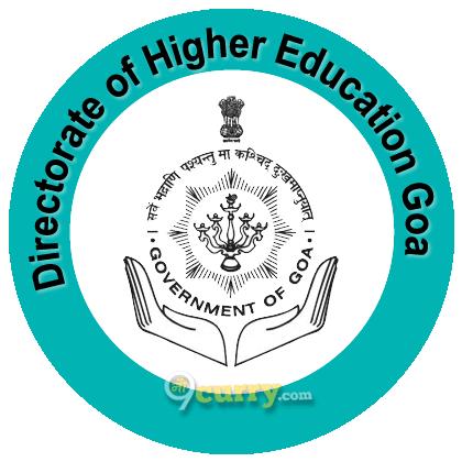 Directorate of Higher Education Porvorim - Goa