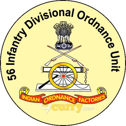 56 Infantry Divisional Ordnance Unit