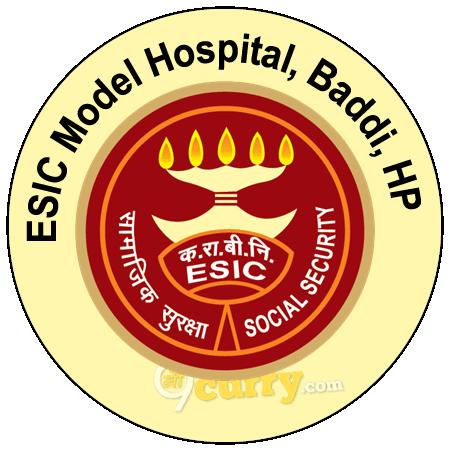 ESIC Model Hospital, Baddi, Himachal Pradesh