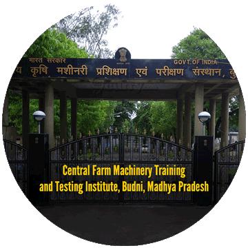 Central Farm Machinery Training & Testing Institute, Budni (MP)
