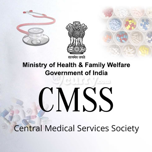 Central Medical Services Society (MoHFW, Govt of India)