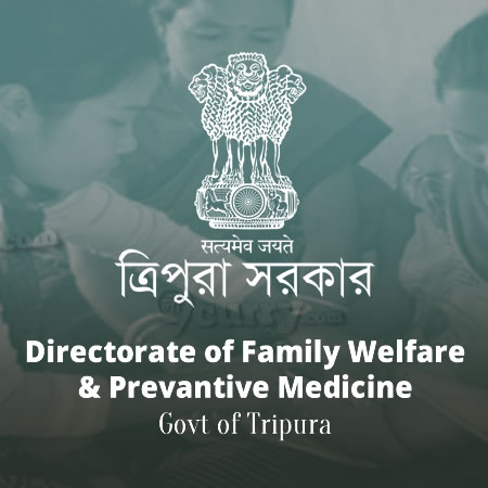Directorate of Family Welfare and Prevantive Medicine, Tripura