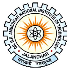 Dr B R Ambedkar National Institute of Technology, Jalandhar (NITJ)