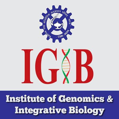 Institute of Genomics & Integrative Biology