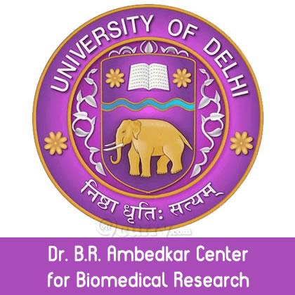 Dr. B.R. Ambedkar Center for Biomedical Research, Delhi University