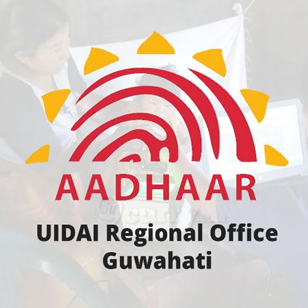 UIDAI Regional Office Guwahati