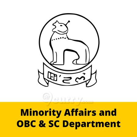Minority Affairs & OBC & SC Department