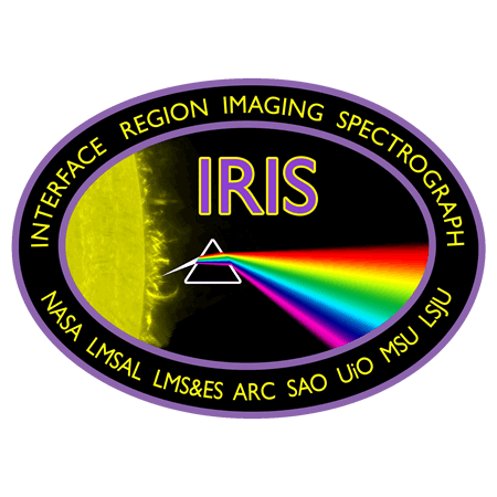 Interface Region Imaging Spectrograph, NASA