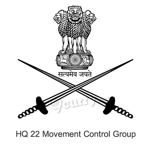 HQ 22 Movement Control Group, Guwahati (HQ 22 MC Group)