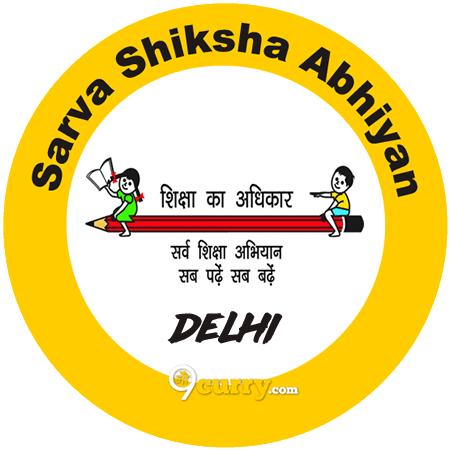 Sarva Shiksha Abhiyan, Delhi