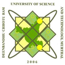 Deenbandhu Chhotu Ram University Of Science And Technology
