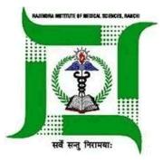 Rajendra Institute of Medical Sciences, Ranchi