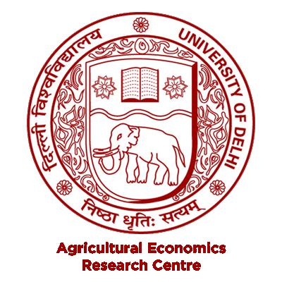 Agricultural Economics Research Centre (AERC), University of Delhi