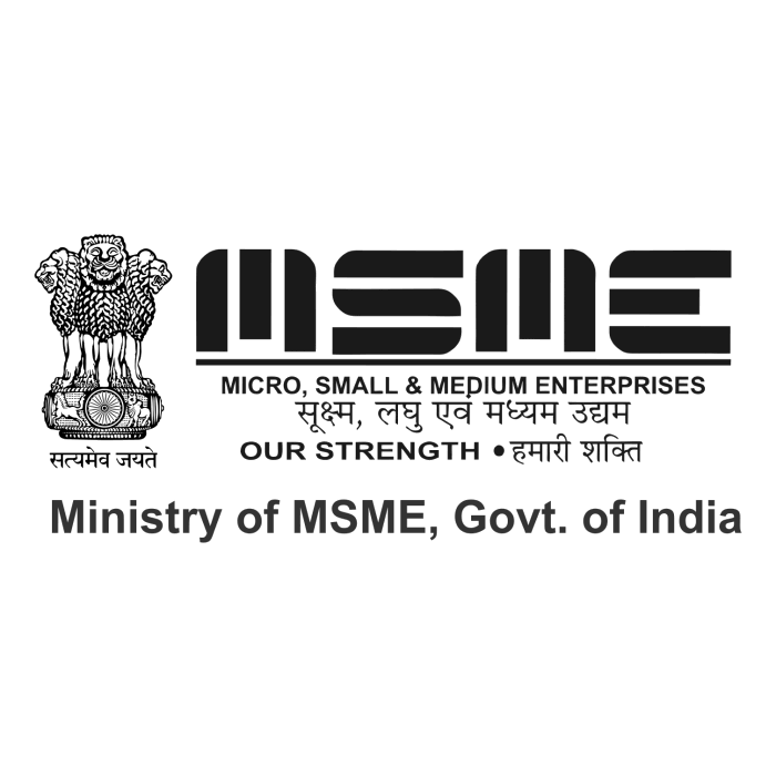 Ministry of Micro, Small and Medium Enterprises (MSME)