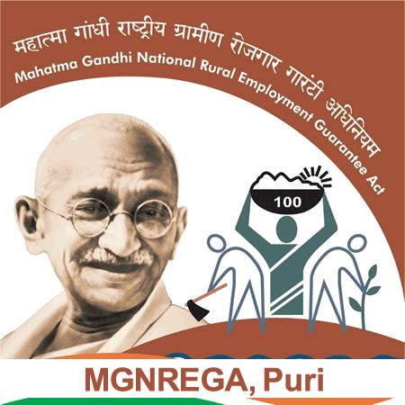 MGNREGA Puri