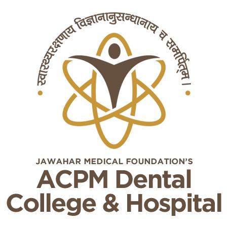 Jawahar Medical Foundation's Annasaheb Chudaman Patil Memorial Dental College, Dhule