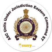 ASC Units Under Jurisdiction Eastern Command ST