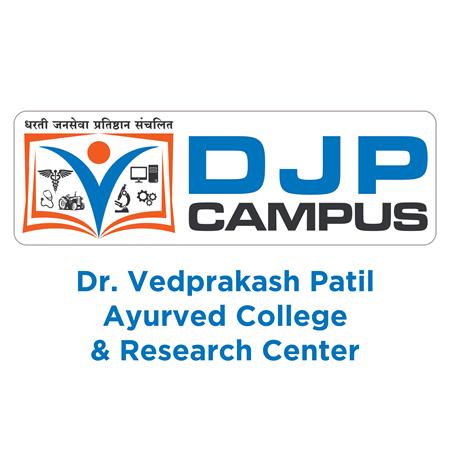 Dharthi Janseva Pratishthan's Dr. Vedprakash Patil Ayurved College and Research Center