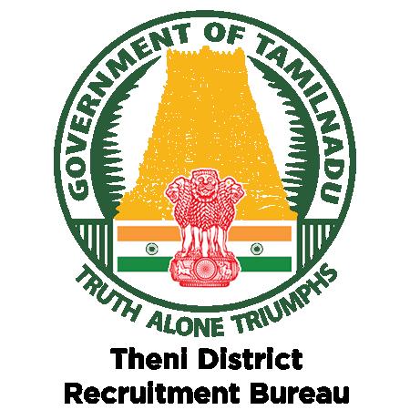 District Recruitment Bureau Theni, Tamil Nadu