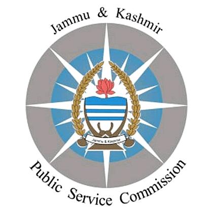JKPSC - Jammu & Kashmir Public Service Commission