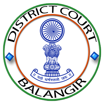 Balangir District Court, Odisha