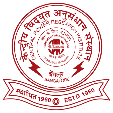 Central Power Research Institute (CPRI), Ministry of Power, GoI
