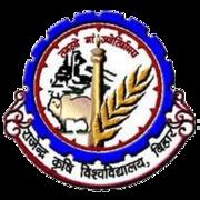 Dr. Rajendra Prasad Central Agricultural University (RAU), Pusa, Bihar