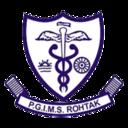 PGIMS Rohtak - Pandit Bhagwat Dayal Sharma Post Graduate Institute of Medical Sciences