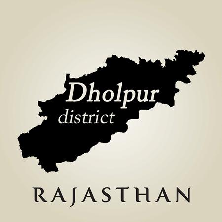 Dholpur District, Rajasthan