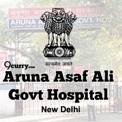 Aruna Asaf Ali Government Hospital