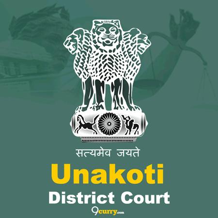 Unakoti District Court, Tripura