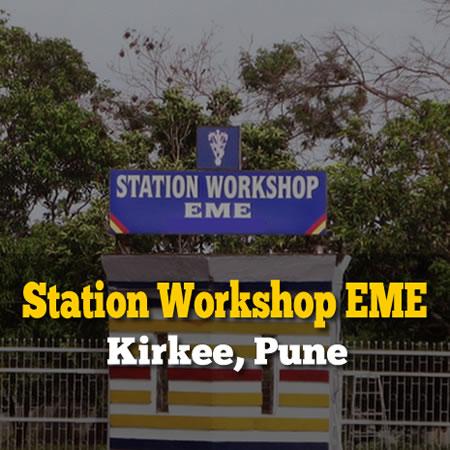 StationWorkshopEMEKirkee (Khadki), Pune