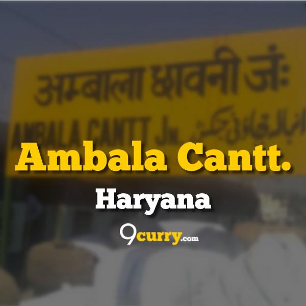 Cantonment Board Ambala (CBA)