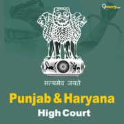 High Court of Punjab and Haryana, Chandigarh