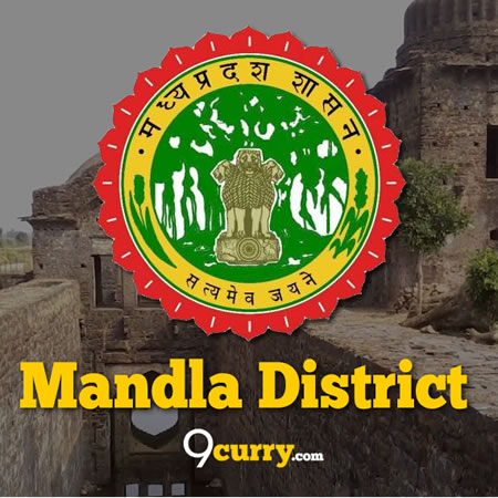 Mandla District, Madhya Pradesh