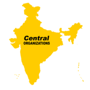 Central Government map